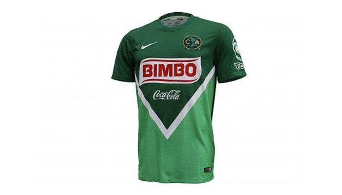 Somos guilas somos verdes nidoazulcrema for Cuarto uniforme del club america
