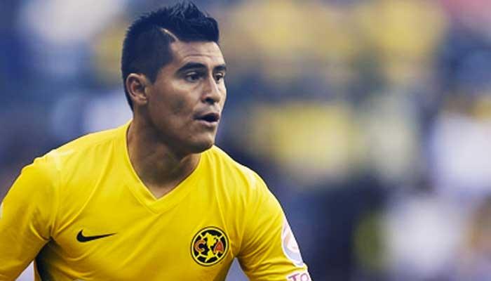 Osvaldo Martínez Club América