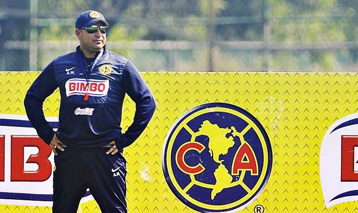 Antonio Mohamed Club America