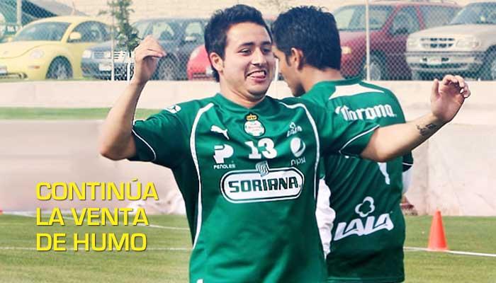 Osmar Mares Club América