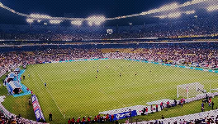 Estadio Jalisco U de G vs America