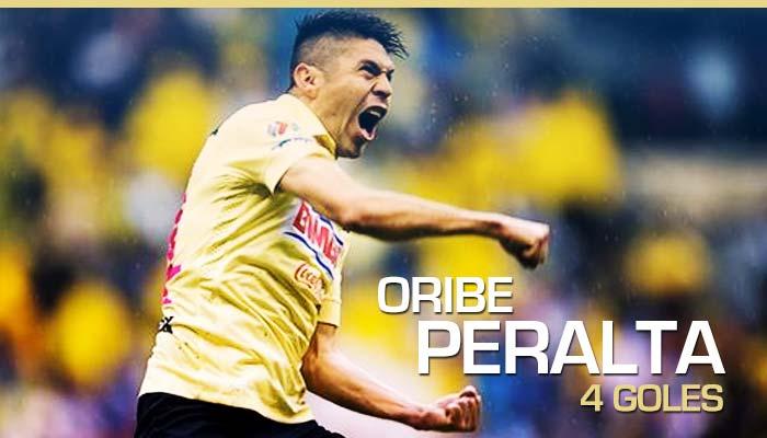 Oribe Peralta Club América
