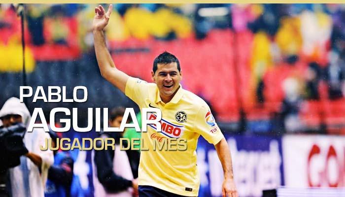 Pablo Aguilar del Club América