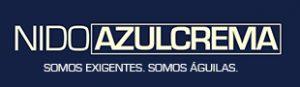 Logo NidoAzulcrema