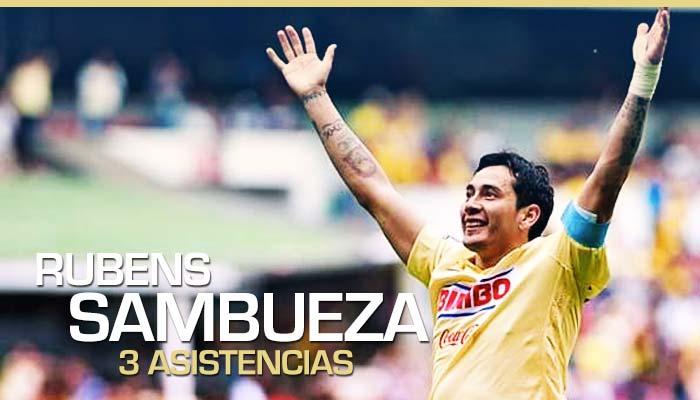 Rubens Sambueza Club America
