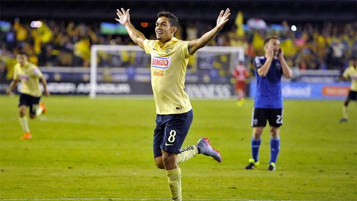 Andrade indicó el camino hacia la victoria