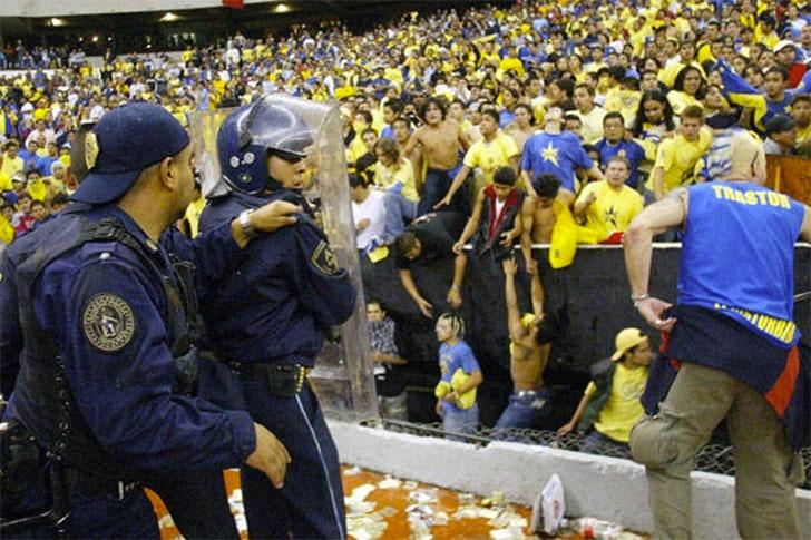 Penosísimo incidente en Copa Libertadores…