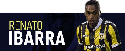 Refuerzo Club América Renato Ibarra