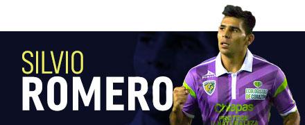 Refuerzo Club America Silvio Romero