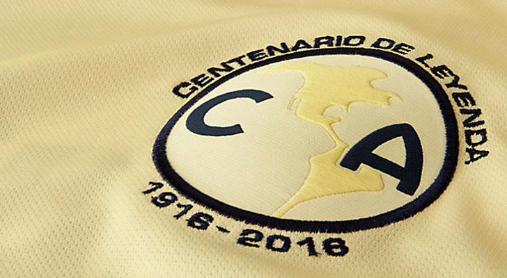 El logo del Centenario