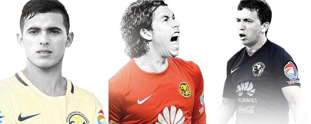 Las caras nuevas del Club América
