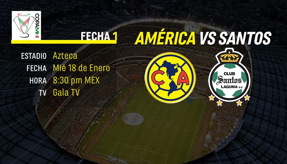 Empieza la aventura en Copa MX